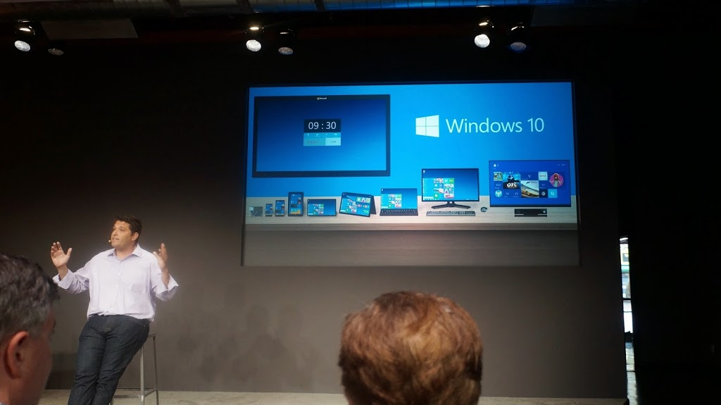 Microsoft Unveils Windows 10 | New Operating System