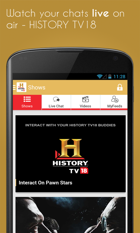 Get Rs.20 Free Mobile Recharge From History Tv18 Application